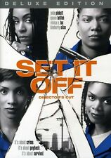 Set It Off [Deluxe Edition] [Director's Cut] (2009, DVD NIEUW) Deluxe ED.