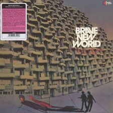 Brave New World - Impressions On Reading Aldous Huxley  - vinyl re-release -Wah