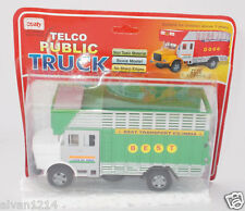 Truck India Pull Back Action Car Birthday Gift Toy Toys for Kids Children Baby