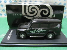 Vintage RARE  - FIAT  CAMPAGNOLA  Massif  All Blacks    - 1/43 Iveco