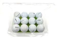 Golf Balls Titleist Lake Dozen Golfing Recovered White Sports Boyz Toys 12 Pack