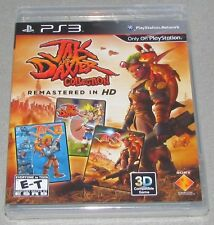Jak and Daxter Collection for Playstation 3 Brand New! Factory Sealed!