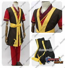 Legend of Korra Zuko Cosplay Costume