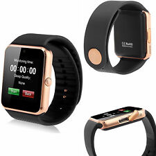 Men Lady Bluetooth Smart Wrist Watch For Samsung Galaxy On5 On7 S7 Oppo R9 LG G3