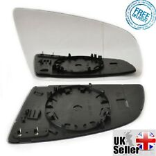 Audi A3 & A4 2003-2008 Driver Side O/S Wing Mirror Glass Heated * FREE DELIVERY