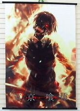 tokyo ghoul Ken Kaneki Anime Wallscroll Stoffposter 60x90cm
