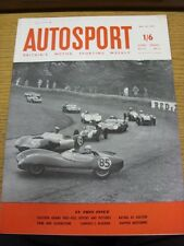 29/07/1960 Autosport Magazine: Vol 21 No 05  (Name On Front)