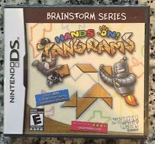 HANDS ON TANGRAMS (DS) BRAND NEW SEALED - FREE U.S. SHIPPING - NICE