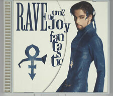 "PRINCE ""RAVE UN2 THE JOY FANTASTIC"" RARE CD 1999 + POSTER"
