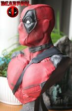 1/3 Scale Custom Made Marvel Deadpool Bust Statue