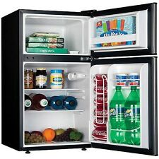Compact Refrigerator and Mini Freezer Home Office Dorm Fridge Appliances NEW
