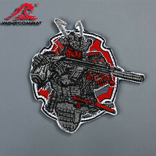 Stormtrooper TACTICAL Samurai Morale Patch Star Wars Milspec Embroidery