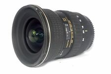 Tokina At-x pro 124 12-24mm f/4.0 (IF) DX AF pour Canon EF incl. ** OVP **