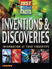Inventions & Discoveries (Just the Facts) Paperback Teacher Resource Kids