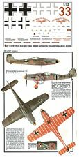 "Peddinghaus 1/72 Fw 190 D-9 ""Red 3"" Waldemar Wübke JV 44 Würger-Staffel EP1172"
