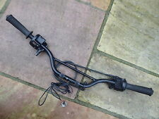 BMW F650GS 2004-2007 ORIGINAL HANDLEBARS & HEATED GRIPS WITH WIRING BARS F650 GS