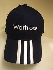 ENGLAND CRICKET NAVY BLUE MEDIA CAP BY ADIDAS SIZE ADULTS BRAND NEW WITH TAG