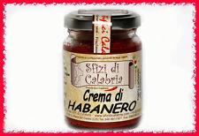 Crema di Habanero Red Savina Rosso Peperoncino Piccantissimo  Estremo