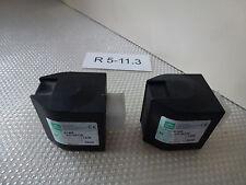 2 Stück Buschjost 9163 IMI Norgren 4-011-04-0799, 24V 12W unbenutzt