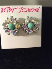 $30 Betsey Johnson Jewelry  Anchors Away Mixed Faceted