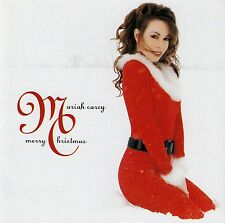 MARIAH CAREY : MERRY CHRISTMAS / CD (COLUMBIA CL 30981 5)
