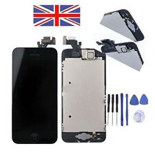 iphone 5 Screen  Front Camera Home Button Touch LCD Digitizer Replacement New