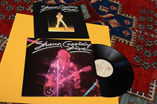 SHAUN CASSIDY LP LIVE ORIG ITALY 1979 MINT UNPLAYED CON BOOKLET !!!