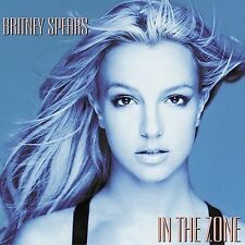New In Shrinkwrap Britney Spears In The Zone CD Music