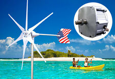 Patriot 1600 W WindZilla PMA 12 V AC  6 Blade Wind Turbine Generator kit