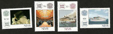 NEVIS 1988 SCOTT 571-574 Lloyds of London Mint NH