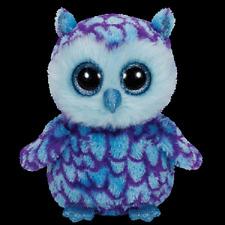 TY Beanie Babies Beanie Boo's Oscar Owl Beanie Boos Brand New with tags