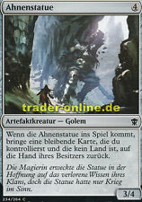 4x ahnenstatue (ancestral estatua) Dragons of tarkir Magic