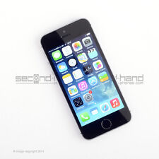Apple iPhone 5S 16GB Space Grey Factory Unlocked SIM FREE Good   Smartphone
