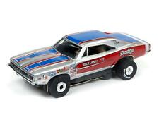 Auto World 319-2 HO Electric Slot Car Dick Landy 1969 Dodge Charger Super Stock