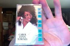 Carol Lynn Townes- Try Me Out- new/sealed cassette tape- rare?
