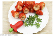Creative Strawberry Stem Leaves Remover Cutter Fruit Corer Kitchen Tool