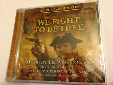 WE FIGHT TO BE FREE (Trevor Jones) OOP Limited Soundtrack Score OST CD SEALED