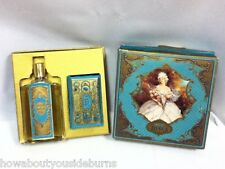 Tosca Eau De Cologne 4711 perfume boxed set from Germany vintage #404