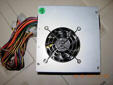 ASL 550W PC Power Supply Unit PSU - silent cooling 80mm fan, PFC, 2 x SATA
