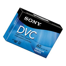 1 Sony premium Mini DV video tape for Canon XL2 XL1 XH A1 A1S GL1 GL2 XL1S 3ccd