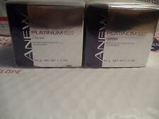 Avon Lot of 2  ANEW Platinum Day Cream SPF 25 free shipping in usa