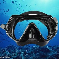 New Scuba Diving Snorkeling Silicone Mask High Quality Good Durable