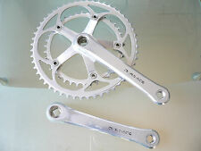 Dura Ace shimano 7402 series crank set 170mm 52/42T colnago de rosa somec ecc
