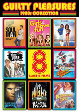 Guilty Pleasures: 1980s Collection [3 Discs] DVD BRAND NEW, FREE SHIPPING
