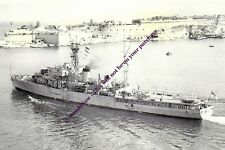 rp13492 - Royal Navy Warship - HMS Surprise , built 1946 - photo 6x4