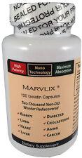 Elixir Industries Marvlix w/Cordyceps Sinensis Mushroom 120 Caps