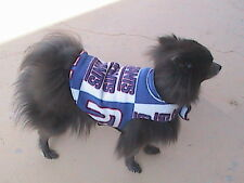 Lil' Dog Fleece Snuggie - NY Giants - Small