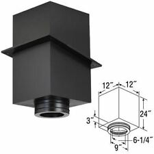 "24"" Square Ceiling Support Box - 6"""