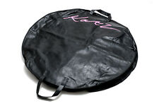 Black Medium Tutu Cover Protector Carry Bag 90cm Diameter KB96 By Katz Dancewear