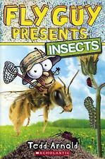 Fly Guy Presents: Insects by Tedd Arnold (2015, Hardcover)